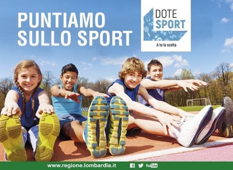Bando Dote Sport 2019